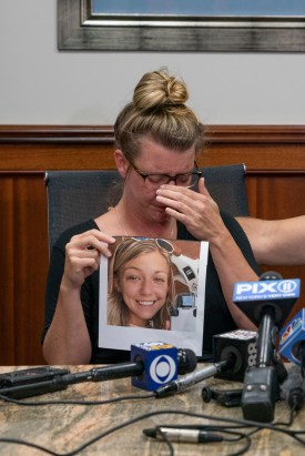 Petito's mother said at a press conference that she believes her daughter will return home.