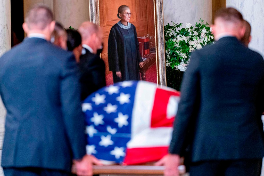 Justice Ruth Bader Ginsburg died on September 18, 2020 after losing her fight with pancreatic cancer at the age of 87.