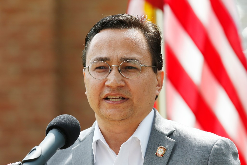 Principal Chief Chuck Hoskin Jr. announced all of those who are approved for Cherokee Nation citizenship by June of 2022 would be granted $2,000 in federal payments.