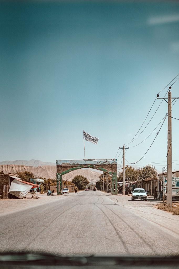 Entering through Heraitan.