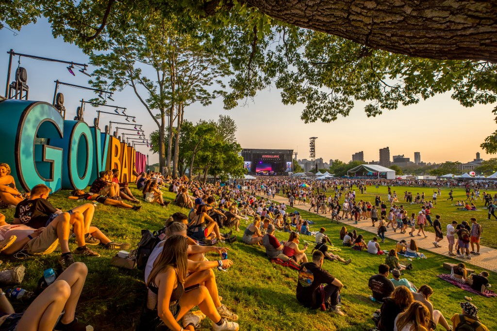 Governors Ball once again features a star studded lineup.