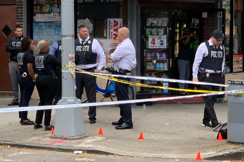 Nisayah Sanchez, died early September 30, 2021 after two men jumped out of a grey Honda Accord and shot him in the head and chest on East 187th Street near Prospect Avenue.