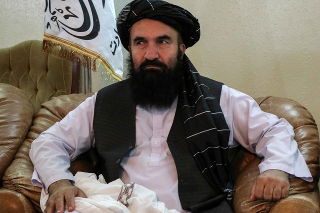 is the Taliban's Acting Minister of Information and Culture.