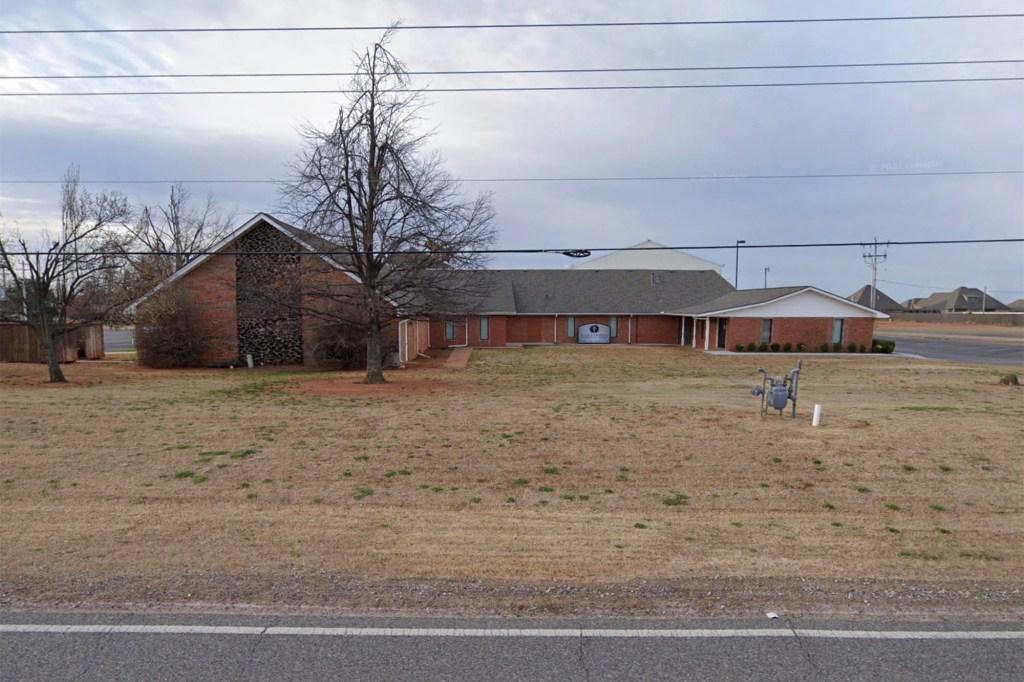 Lakehoma Church of Christ in Oklahoma.