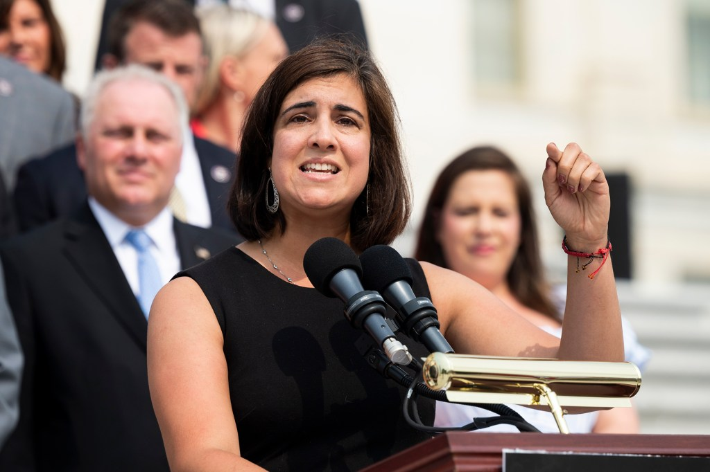 New York Rep. Nicole Malliotakis.