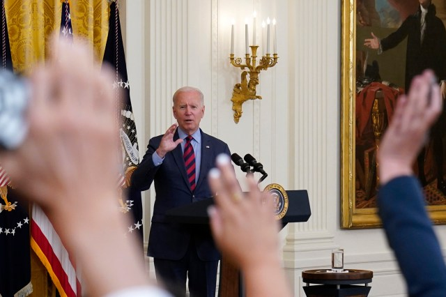 """President Biden recently noted that the Indian press were """"much better behaved"""" compared to the American reporters."""