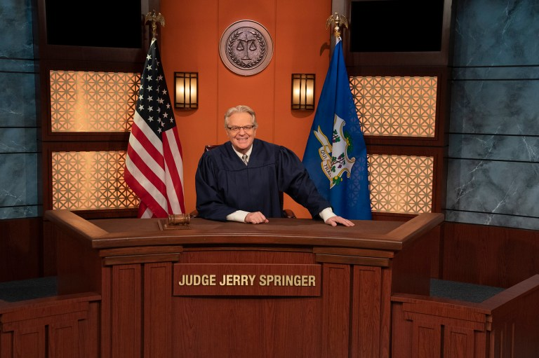 'Judge Jerry' adds 'Springer Show'-type cases to its docket