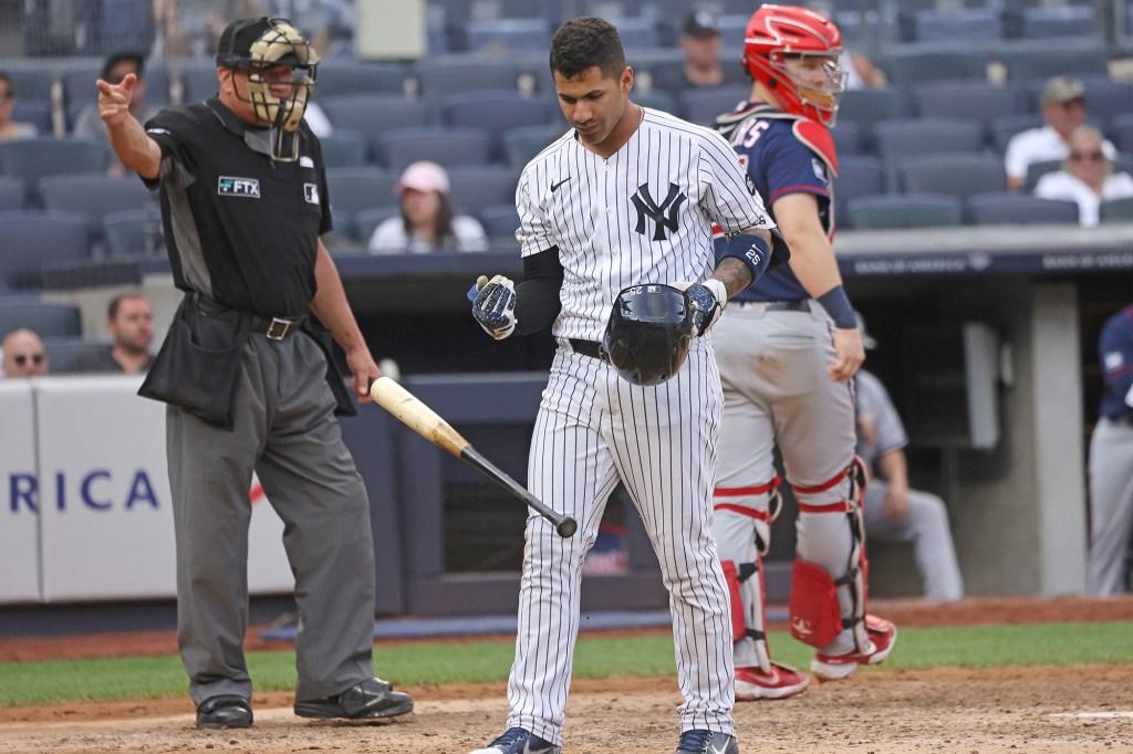 Yankees Gleyber Torres