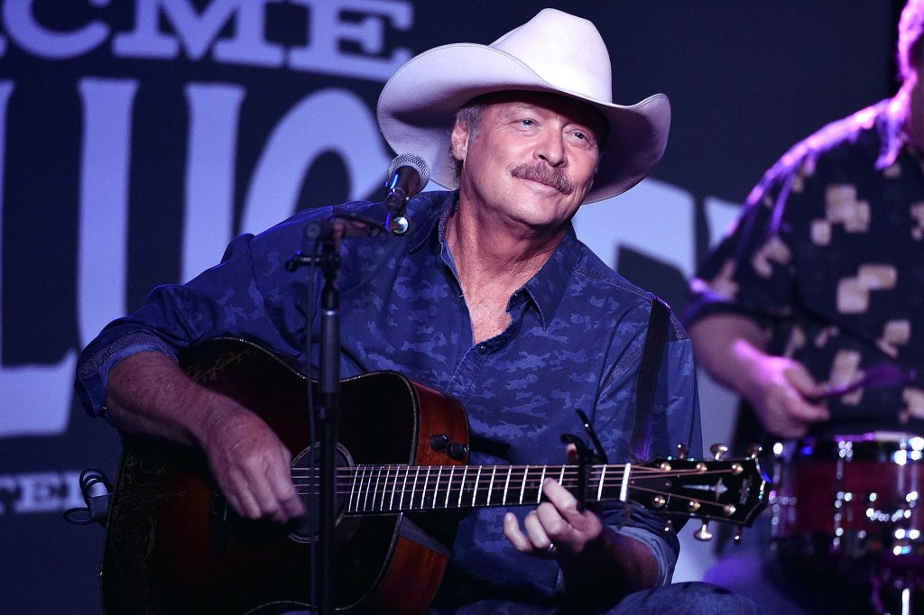 Although not fatal, CMT is having lasting effects on Alan Jackson.