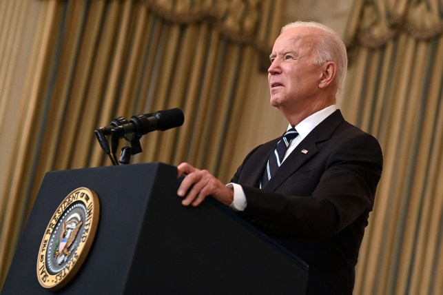 On September 9, 2021, President Joe Biden remarks on plans to stop the spread of the Delta variety and to promote the CoV 19 vaccine.