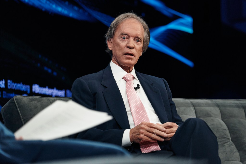Bill Gross says that he and his new wife have been unwillingly thrust back into the spotlight against his wishes.