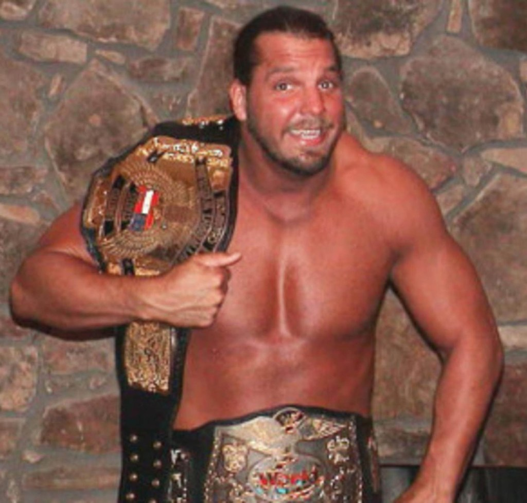 Late wrestler Chris Kanyon spent years struggling with his sexual orientation.