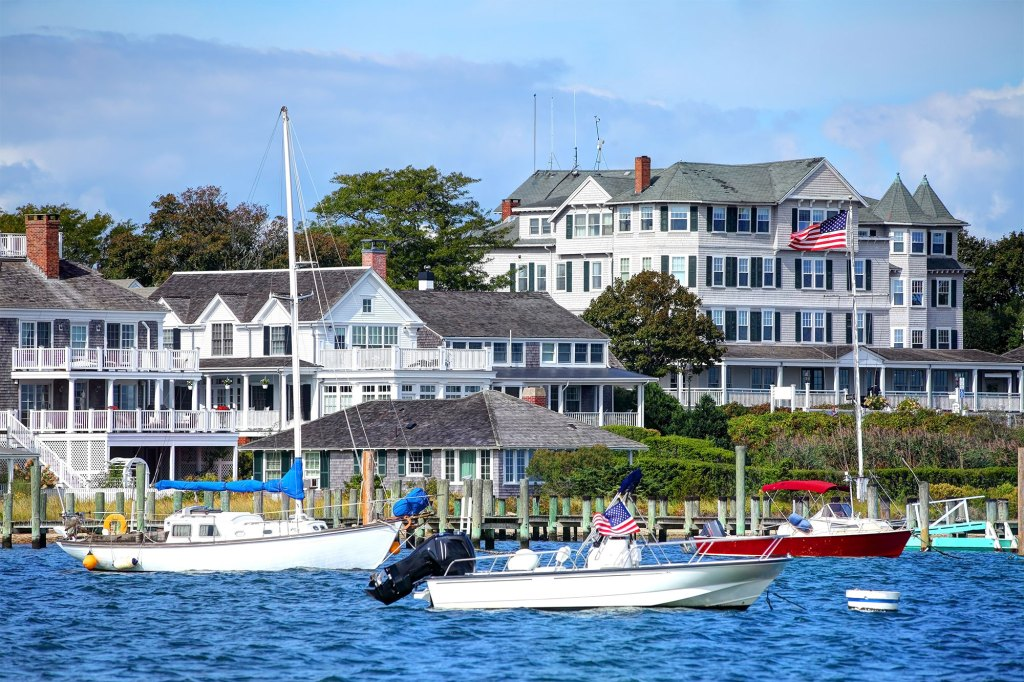 Court documents show Martha's Vineyard in Massachusetts as one of the three locations where Bunuel allegedly raped Maggie Kim.
