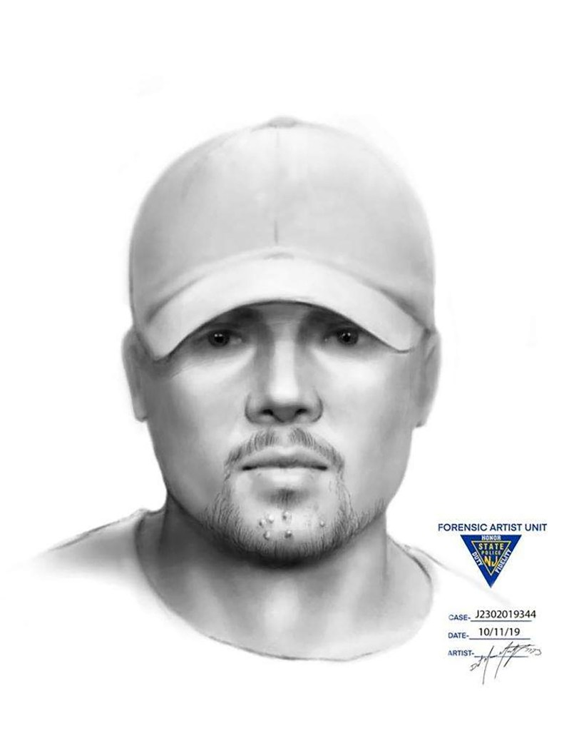 Authorities release sketch of possible witness in Dulce Maria Alavez case..