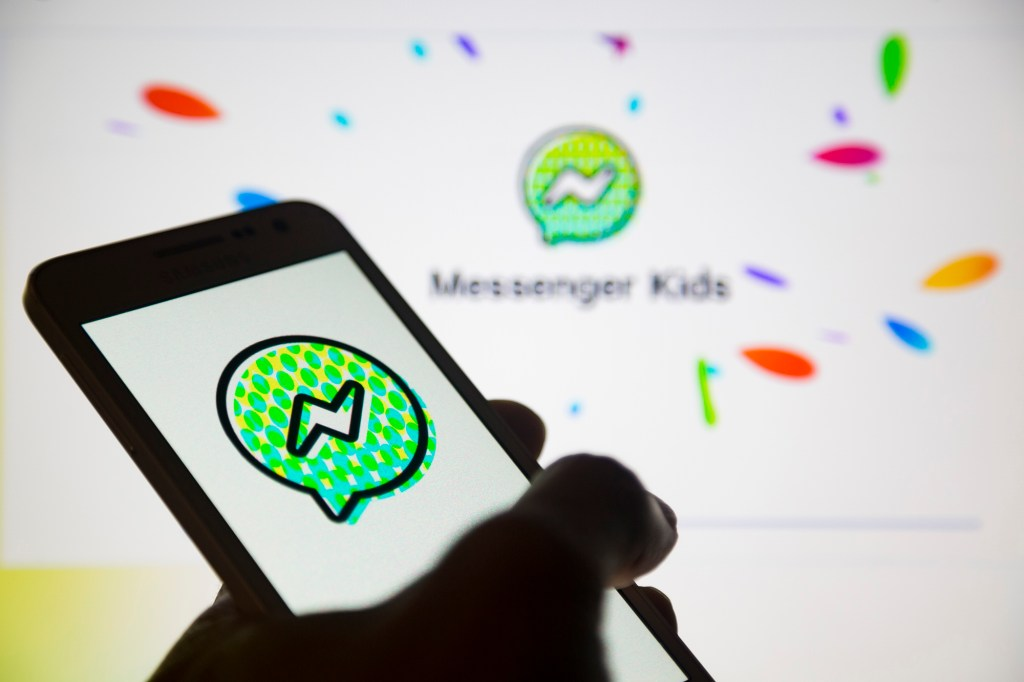 Facebook launched Messenger Kids in 2017.