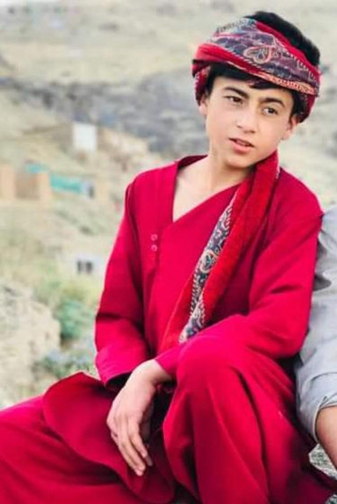 Faisal Ahmadi.