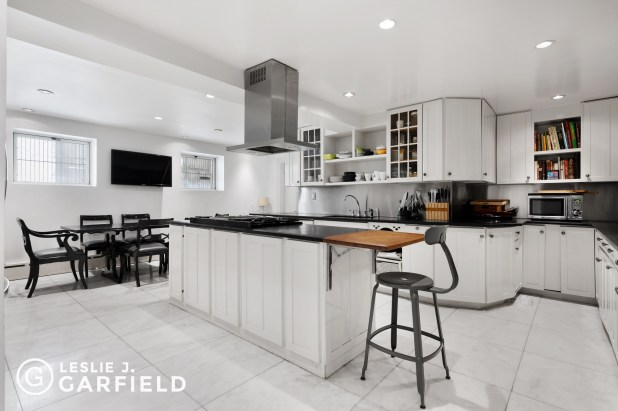 The kitchen at 188 E. 83rd St.