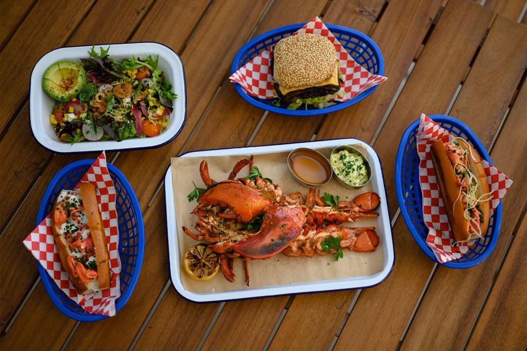 Jibs in Hudson Yards will serve seafood.