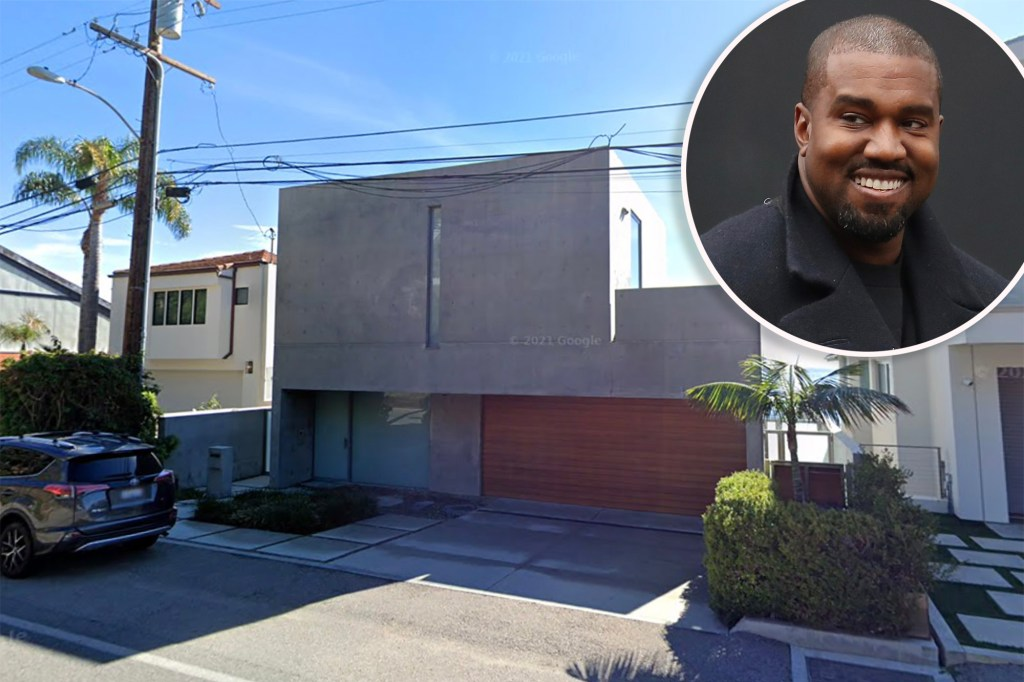 Kanye West reportedly purchased a $57.3 million Malibu home.