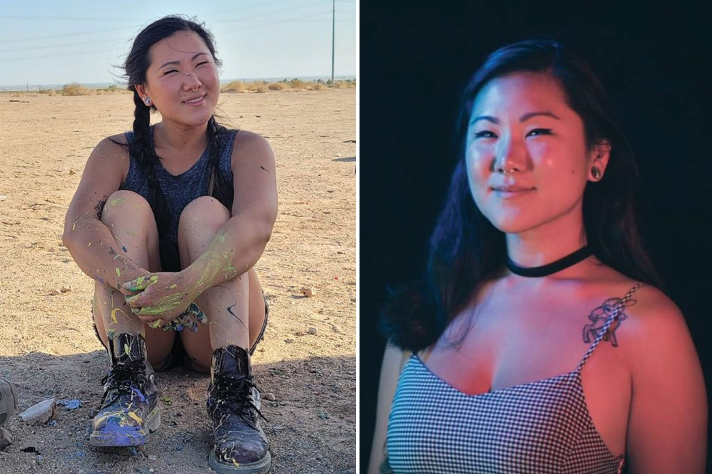 Lauren Cho went missing in Yucca Valley in California after a cross-country trip.