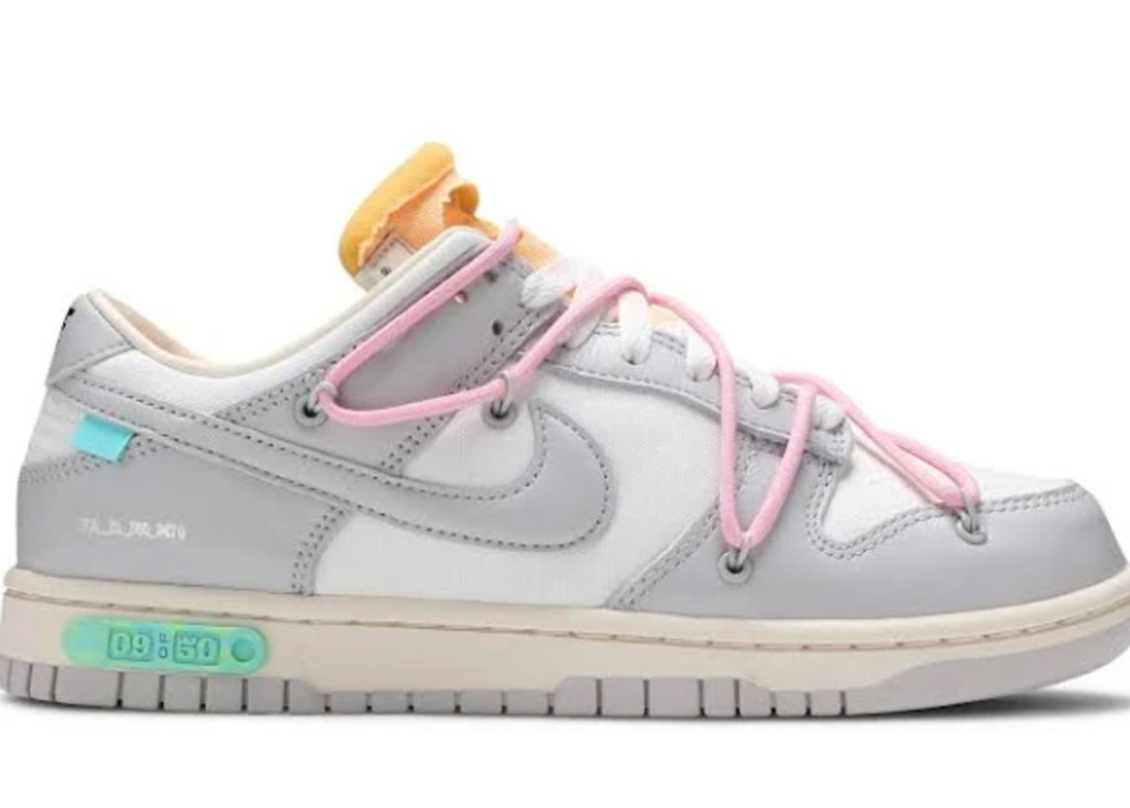 Nike Off-White x Dunk Low 'Lot 09 of 50'