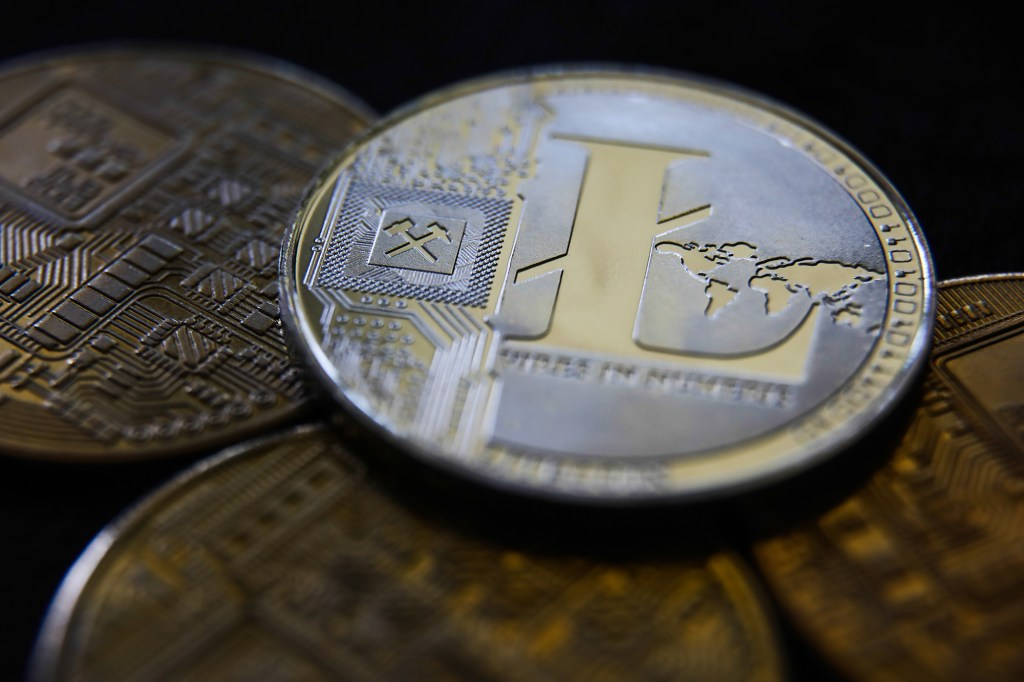 The price of Litecoin allegedly soared more than 25 percent after the bogus announcement.