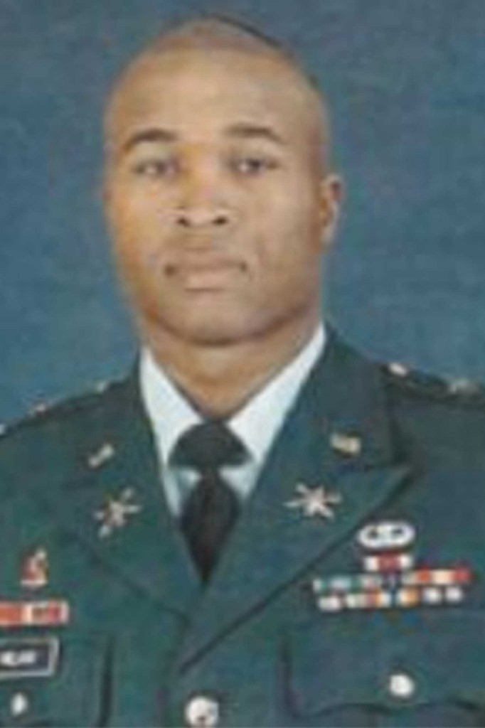 Major Ronald Milam, Sr. died at 33 during the 9/11 attack on the Pentagon.