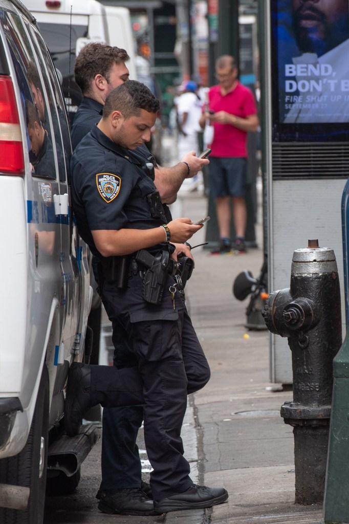 cops Midtown