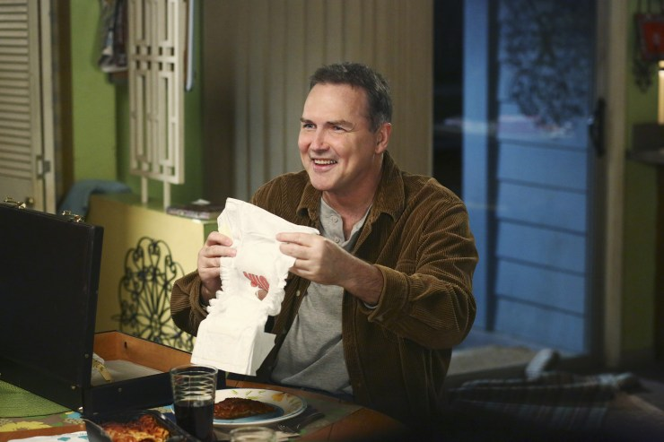 """Norm Macdonald in """"The Middle."""""""
