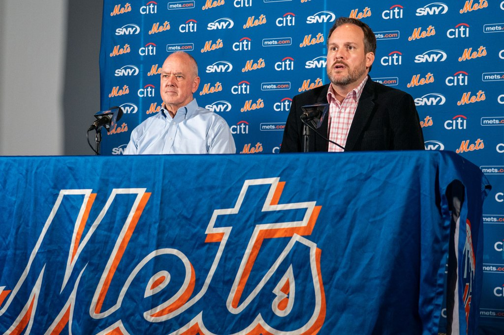 Acting Mets GM Zack Scott arrested for DWI in White Plains