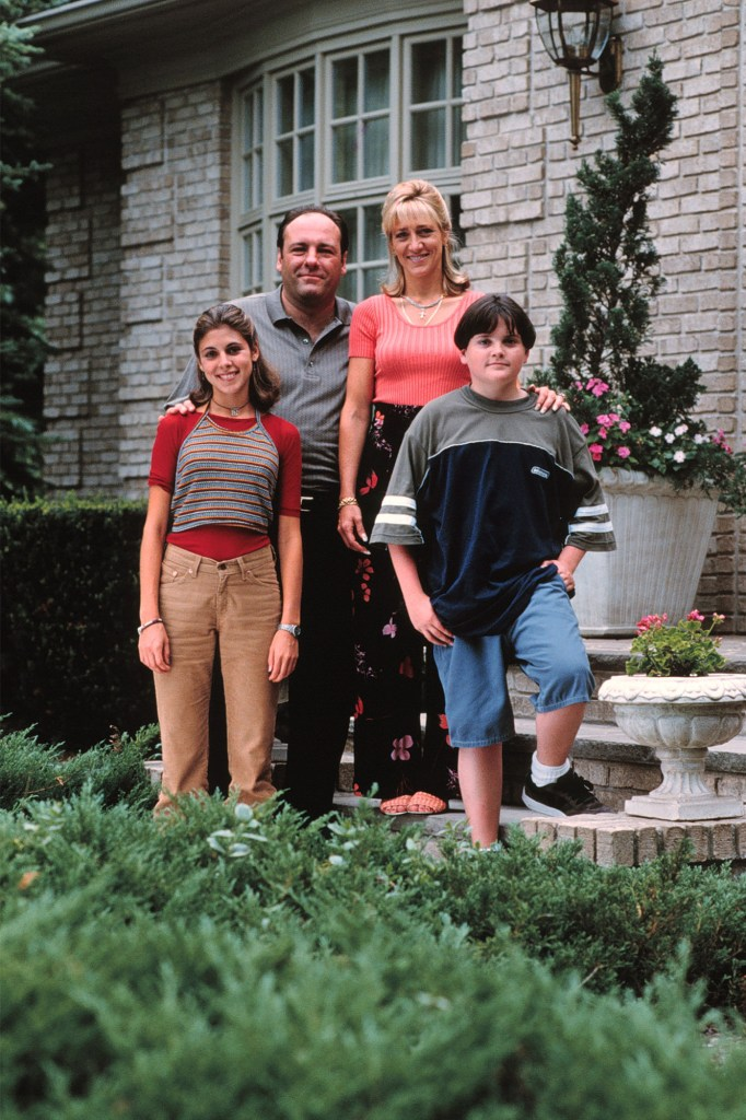 Tony Soprano's home looks just as luxurious in person as it did on TV.