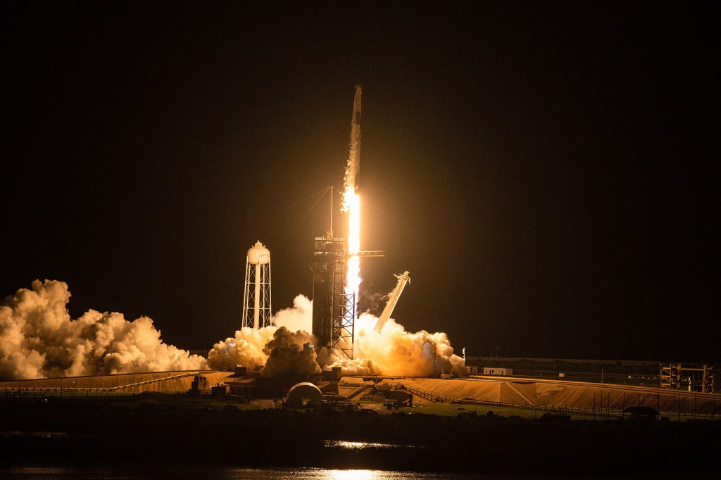 The Inspiration4 crew is set to orbit Earth for three days before returning to solid ground.