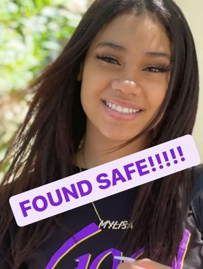 Darryl Strawberry's missing granddaughter found after public pleas.