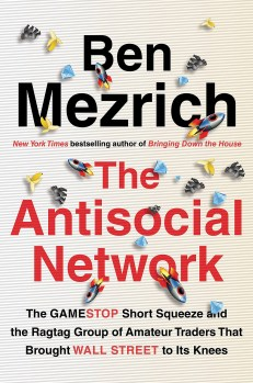 The Antisocial Network book cover