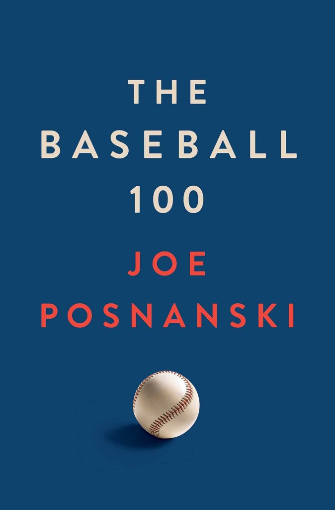 cover of the baseball 100