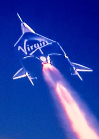 Richard Branson flew to edge of space in Virgin Galactic Unity22 rocket plane on July 11, 2021.