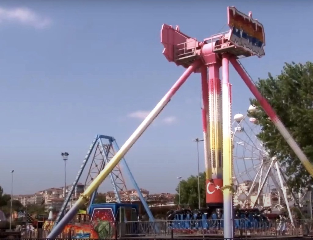 Operators reportedly ignored Gunay's parents pleas to stop the ride.