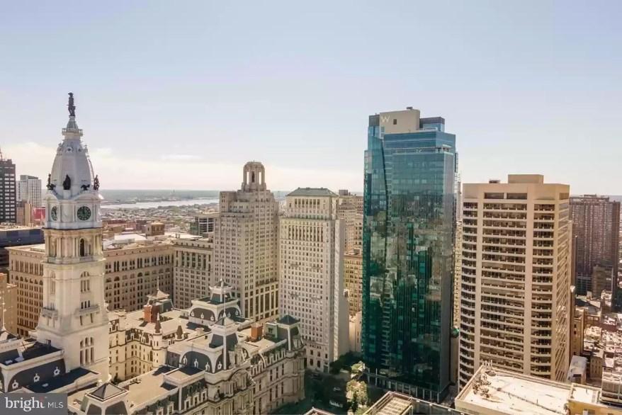 The Ritz-Carlton Residences of Philadelphia were built in 2009.