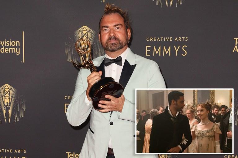 'Bridgerton' Emmy winner Marc Pilcher dead at 53 of COVID-19