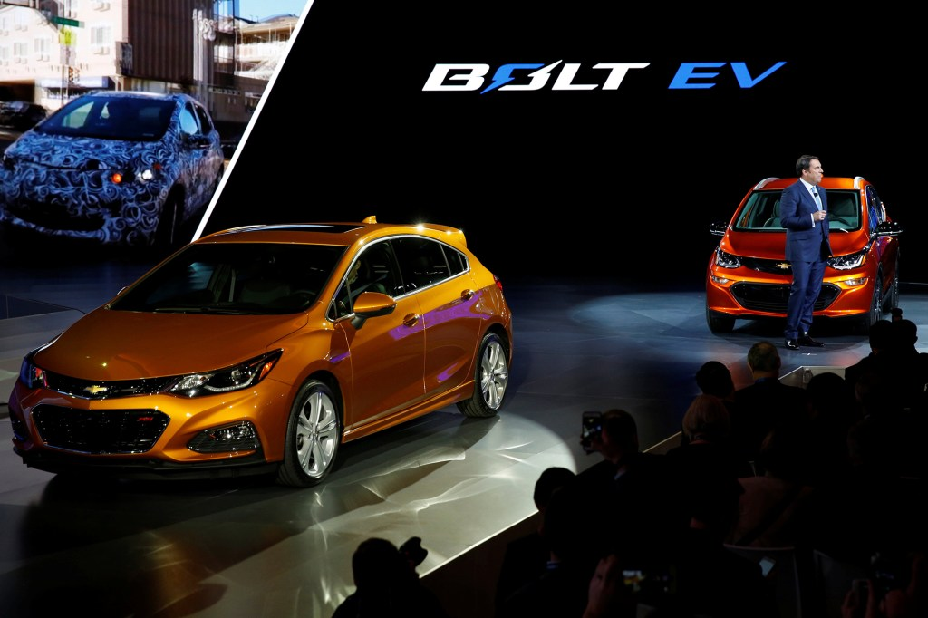 General Motors has said that the cost to recall and repair the Chevy Bolts has run the company about $2 billion.