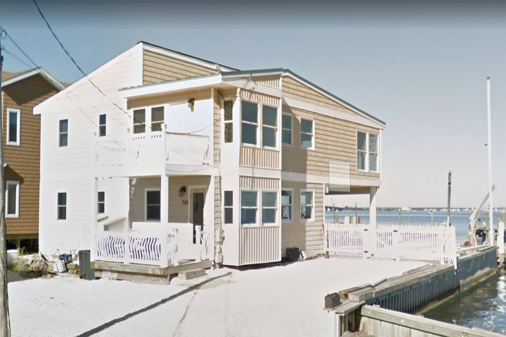 John Enders and girlfriend Francoise Pitoy were found dead inside his Surf City property worth over $1.9M.