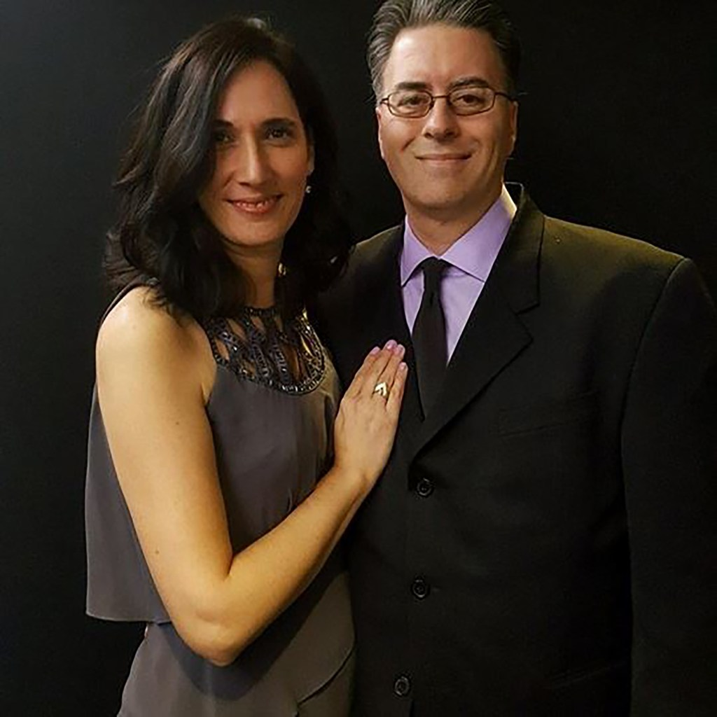 Debi and Mark Ganim.