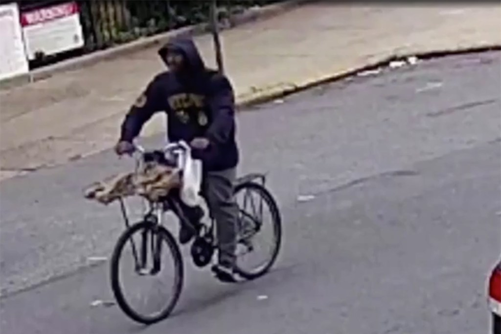 Police are trying to identify this man who attempted to rob an elderly woman on September 28, 2021.