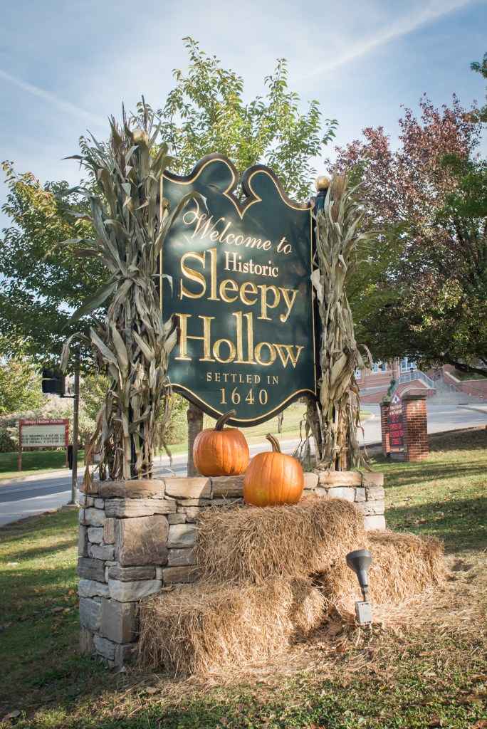 After Covid canned the Halloween fun last year, Sleepy Hallow is ready to celebrate.