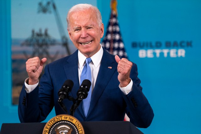 Biden and Democrats sought to use the disappointing news to promote even more federal stimulus.