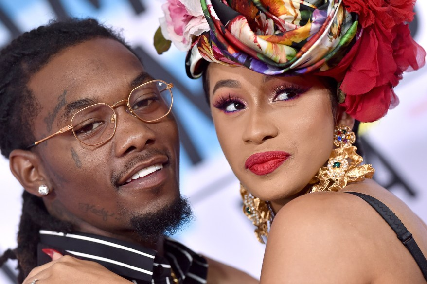 Offset and Cardi B have two children together.