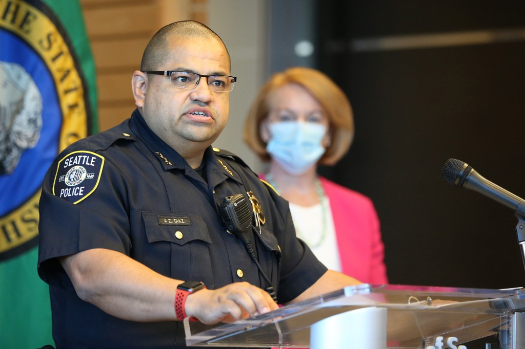 Interim police chief Adrian Diaz will require are officers to be on standby duty for 911 calls starting on Oct. 13.