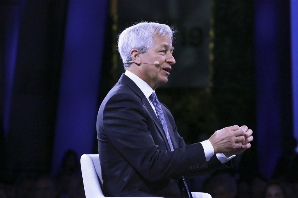 Jamie Dimon, Chairman & CEO of JP Morgan