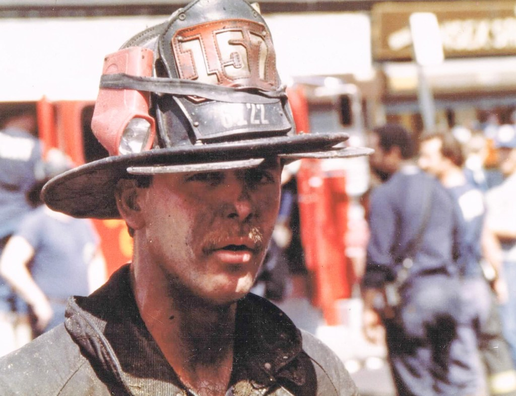 Naglieri joined the FDNY in 1978 and just celebrated his 43rd anniversary on Sept. 2 last month.