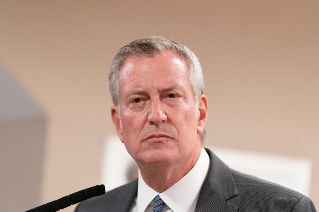 Mayor Bill de Blasio scrapped the GT program in the final months of his term said that he did it in a move to make New York schooling more equal.